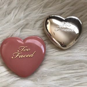 TooFaced highlight & blush duo